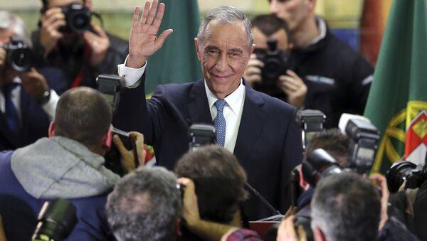 Président portugais Marcelo Rebelo de Sousa - Sputnik France