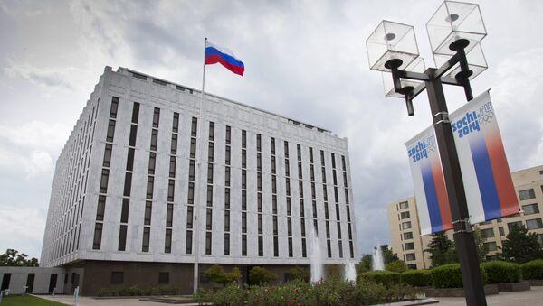 L'ambassade russe réagit à l'interdiction de la publicité des médias russes sur Twitter - Sputnik France