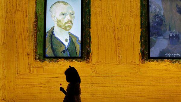Exposition Meet Vincent van Gogh à Pékin - Sputnik France