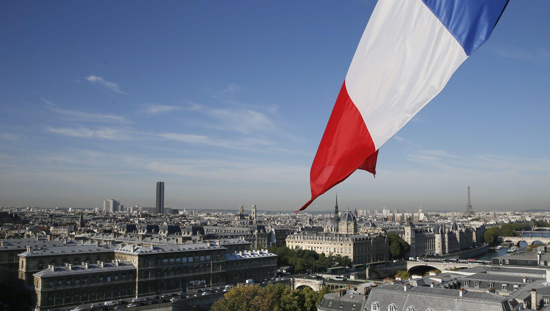 Paris - Sputnik France, 1920, 18.09.2021
