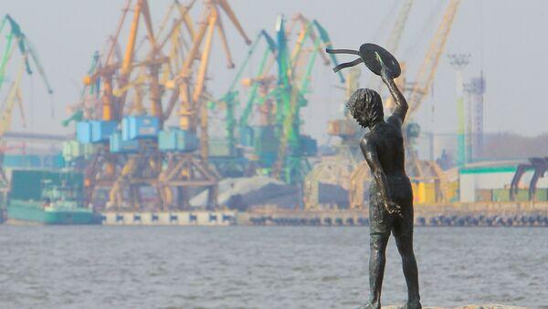 Le port lituanien de Klaipeda - Sputnik France