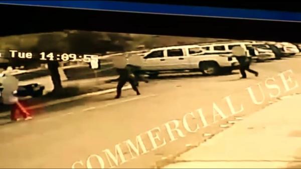 La police US publie la vidéo du meurtre d'un afro-américain désarmé - Sputnik France