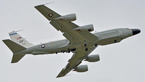 Un Boeing RC-135W - Sputnik France