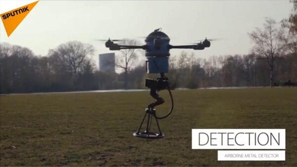 Drone-démineur à la rescousse! - Sputnik France