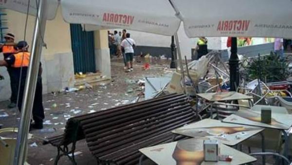Explosion à Velez-Malaga, en Espagne - Sputnik France