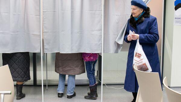 Président estonien recherché, une offre d'emploi publiée en ligne - Sputnik France