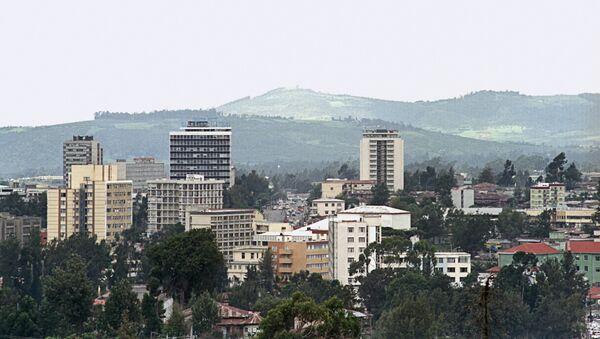 A district of Addis Abeba - Sputnik France