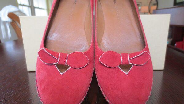 Des chaussures avec des rubans - Sputnik France