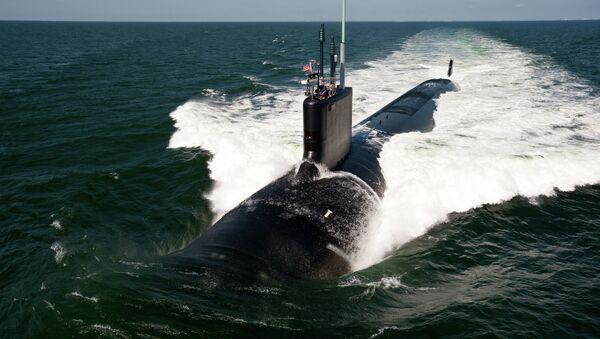 Sous-marin California de classe Virginia - Sputnik France