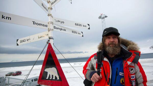 L'aventurier russe Fiodor Konioukhov - Sputnik France