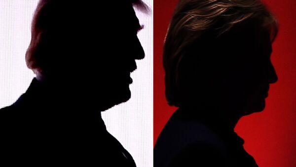 Une vieille vidéo prouve que Trump est un vulgaire machiste: un atout pour Clinton? - Sputnik France