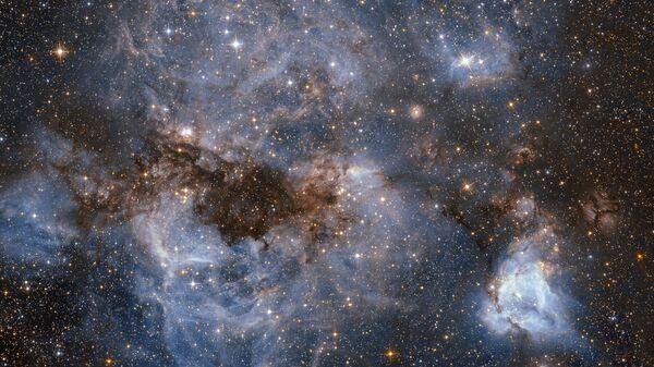 Des scientifiques ont découvert ce qui se niche au centre de la Voie lactée - Sputnik France