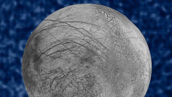 Le satellite de la planète Jupiter - Sputnik France