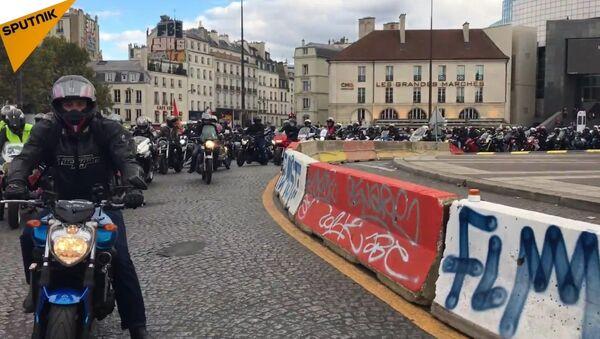 Les motards en colère - Sputnik France