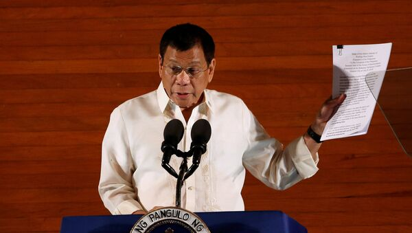 Une menace de destitution pèse sur Duterte - Sputnik France