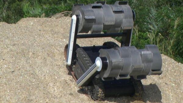 un rover pour prélever des minéraux sur Mars - Sputnik France