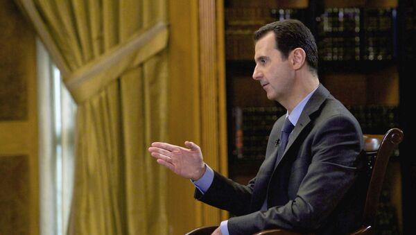 Assad: je ne suis que le prétexte d'un titre sur la brute qui tue le gentil - Sputnik France