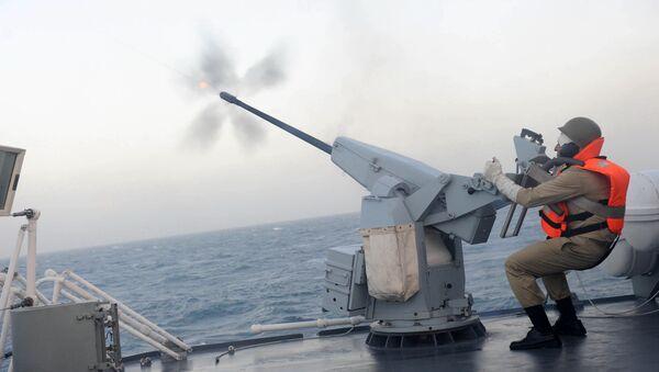 Destroyer Jamaran de la marine iranienne - Sputnik France