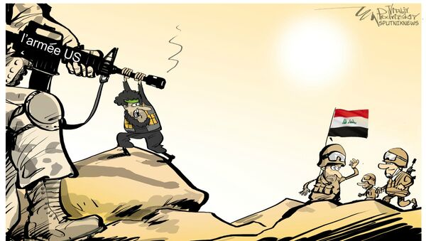 Irak: 21 combattants progouvernementaux tués dans un raid US - Sputnik France