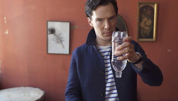 Benedict Cumberbatch - Sputnik France