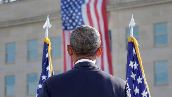 La journée d'un canard boiteux: Obama prolonge les sanctions contre plusieurs pays - Sputnik France