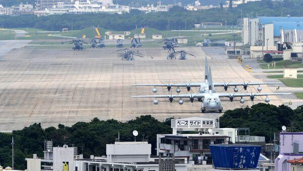 Base US à Okinawa - Sputnik France