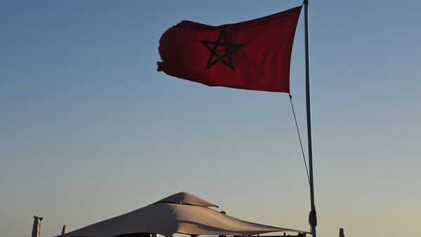 Couleur nationale du Maroc - Sputnik France
