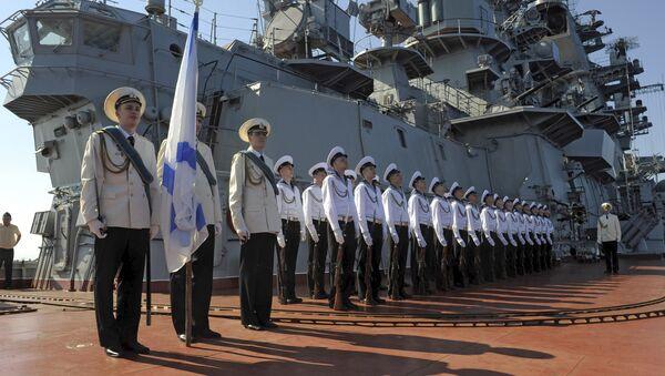 la Russie déploiera une base militaire navale permanente à Tartous - Sputnik France