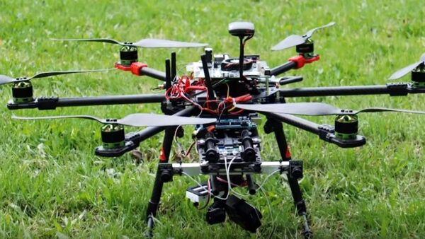 Un drone de surveillance - Sputnik France
