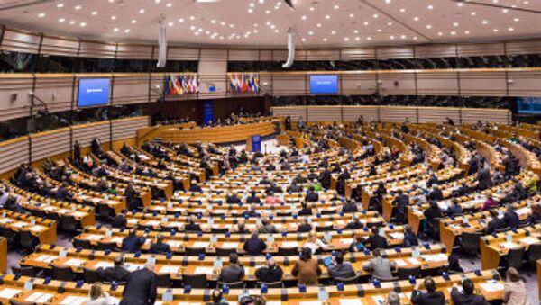 Posiedzenie Parlamentu Europejskiego w Brukseli - Sputnik France