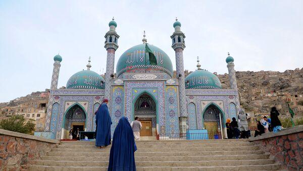 La mosquée de Kahte Sakhi à Kaboul - Sputnik France
