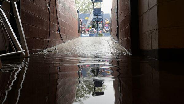 Inondation à New York. Archive photo - Sputnik France