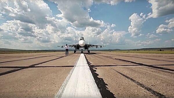 La patrouille des «Preux russes»  reçoit nouveaux chasseurs - Sputnik France