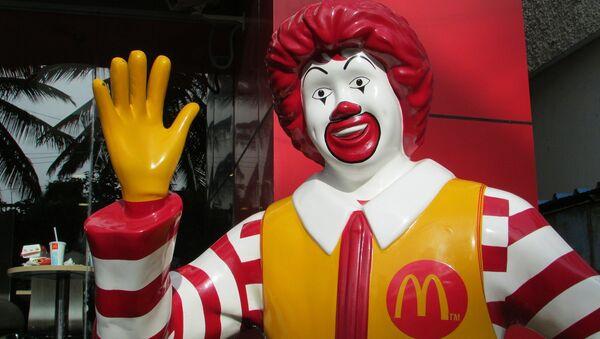 Ronald McDonald - Sputnik France