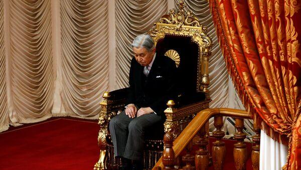 Akihito, l'empereur du Japon - Sputnik France