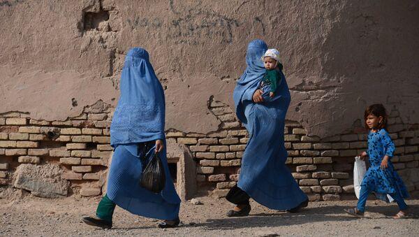 Femmes afghanes - Sputnik France