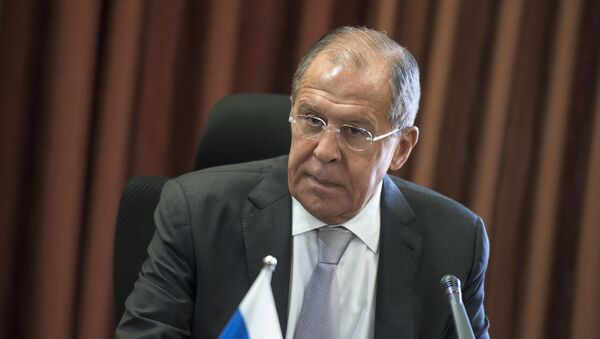 Selon Lavrov, Kiev doit arrêter de rejeter la faute sur autrui - Sputnik France