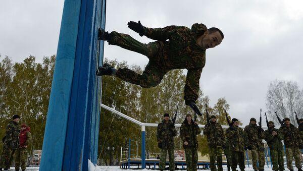 Comment est sélectionnée la «crème» des forces spéciales russes - Sputnik France