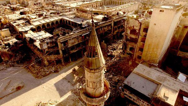 Altstadt von Aleppo - Sputnik France