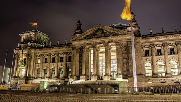 Reichstag en Berlin - Sputnik France