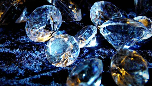 Les diamants - Sputnik France