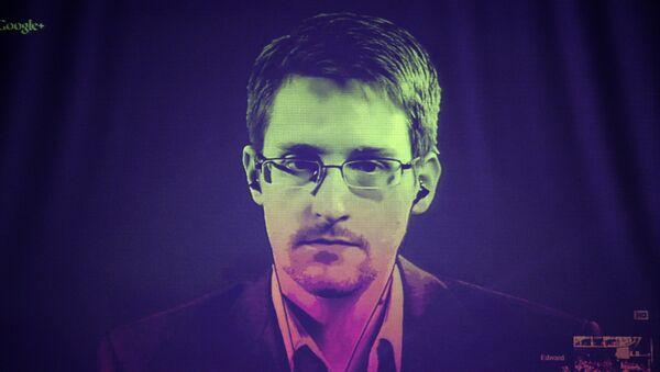 Edward Snowden (archive photo) - Sputnik France
