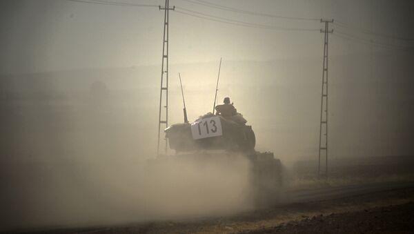 La Turquie insiste pour la création d'une zone de sécurité au nord de la Syrie - Sputnik France