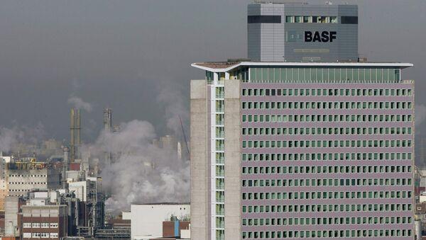 Allemagne: des blessés et plusieurs disparus après une explosion chez le chimiste BASF - Sputnik France