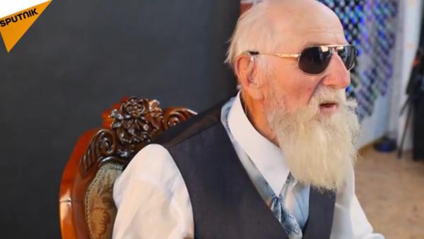 La mode n'a pas d'âge, comme le prouve un papy de 82 ans - Sputnik France
