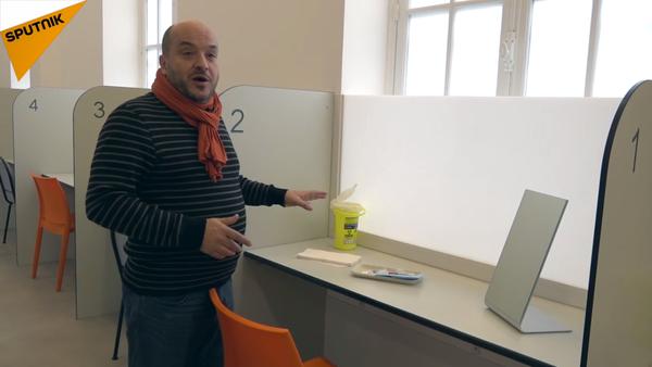 Salle de shoot à Paris. Comment ça fonctionne et pourquoi? - Sputnik France