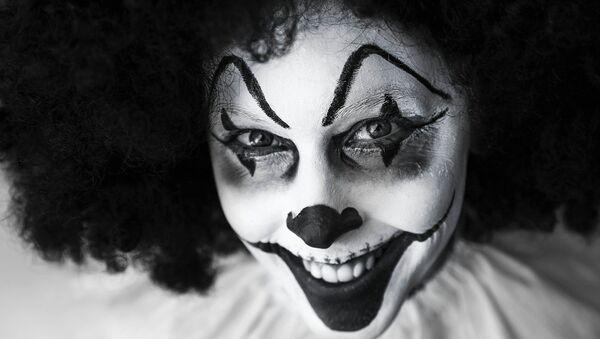 Clown in Make-Up - Sputnik France