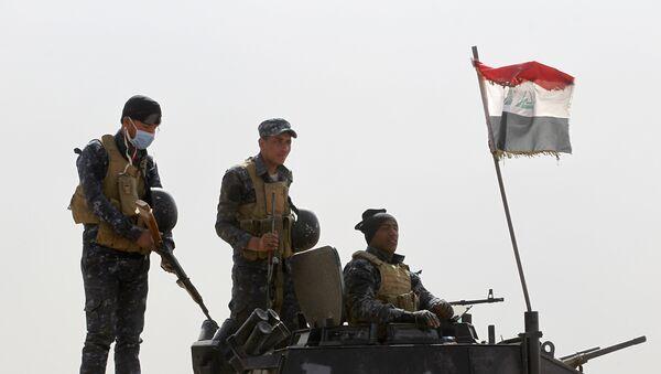 les forces irakiennes - Sputnik France