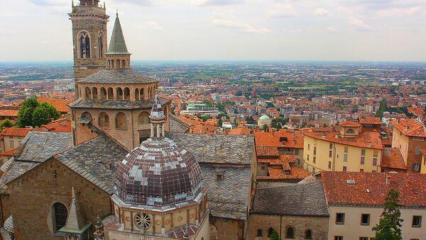 Bergamo, Italy - Sputnik France
