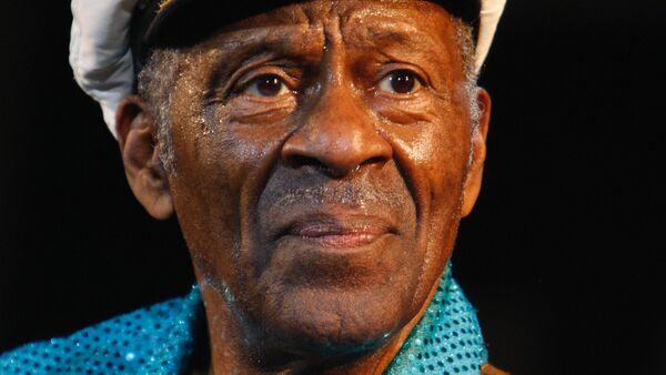 Chuck Berry sort son premier album depuis 38 ans! - Sputnik France